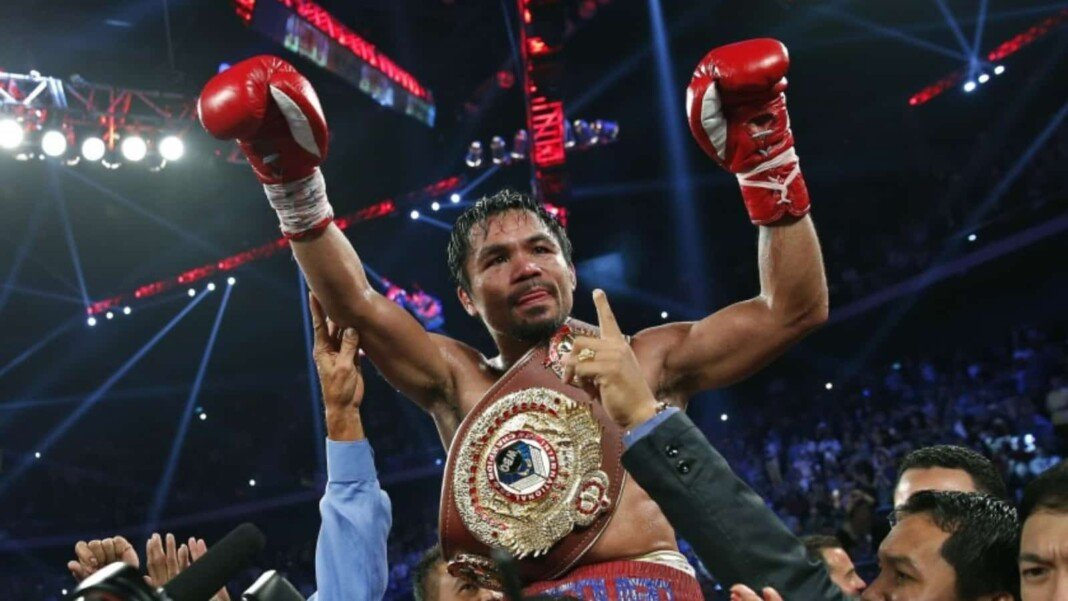 Manny Pacquiao retirement