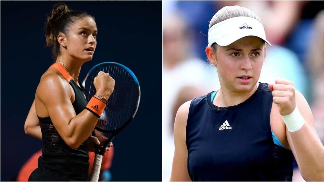 Maria Sakkari vs Jelena Ostapenko will clash at the Ostrava Open 2021