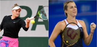 Marketa Vondrousova vs Anastasia Pavlyuchenkova will clash at the Chicago Classic 2021