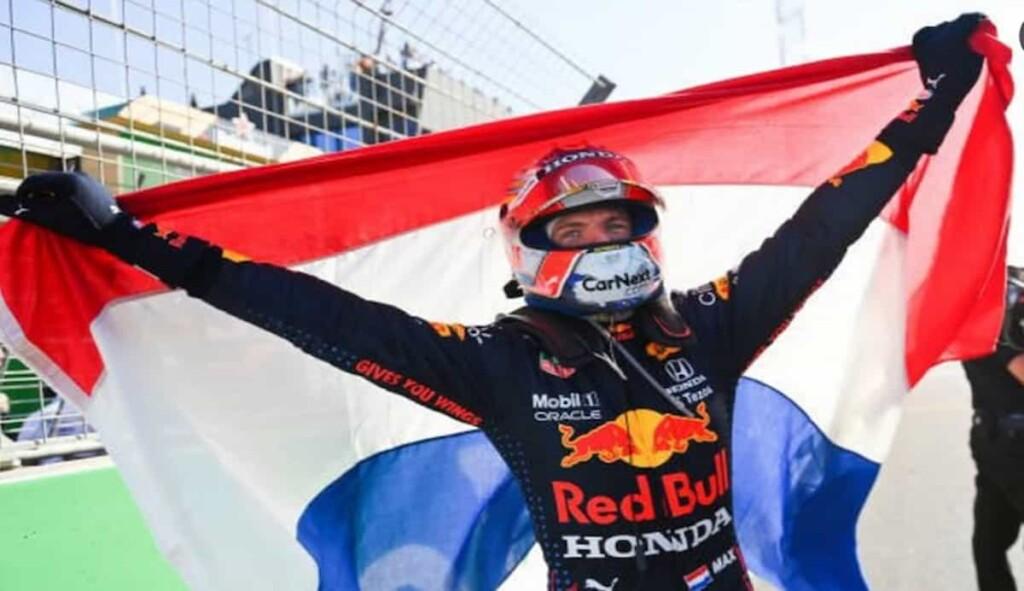 Max Verstappen wins Dutch GP