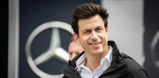 Mercedes Team Principal Toto Wolff