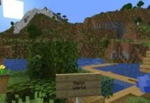 Minecraft 1.18 snapshot