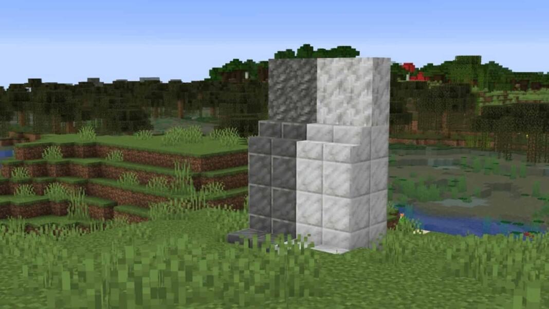 Minecraft Calcite