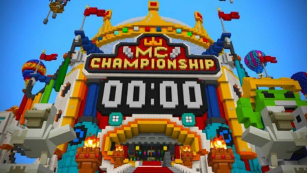 Minecraft Championship 17 team