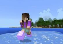 Minecraft Frost Walker