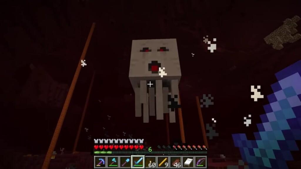 Minecraft Ghast Tear