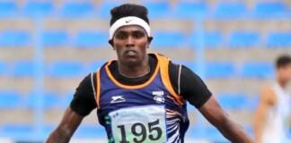 2021 National Athletics Championships: Praveen Chithravel