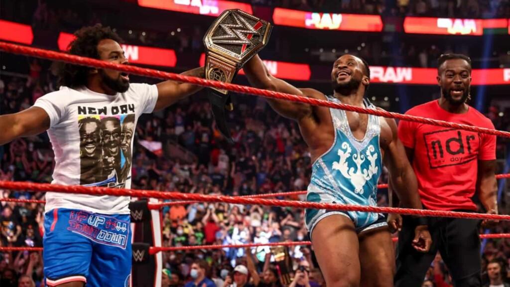 wwe champion big e
