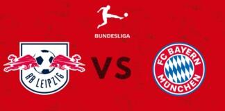 Bundesliga: RB Leipzig vs Bayern Munich