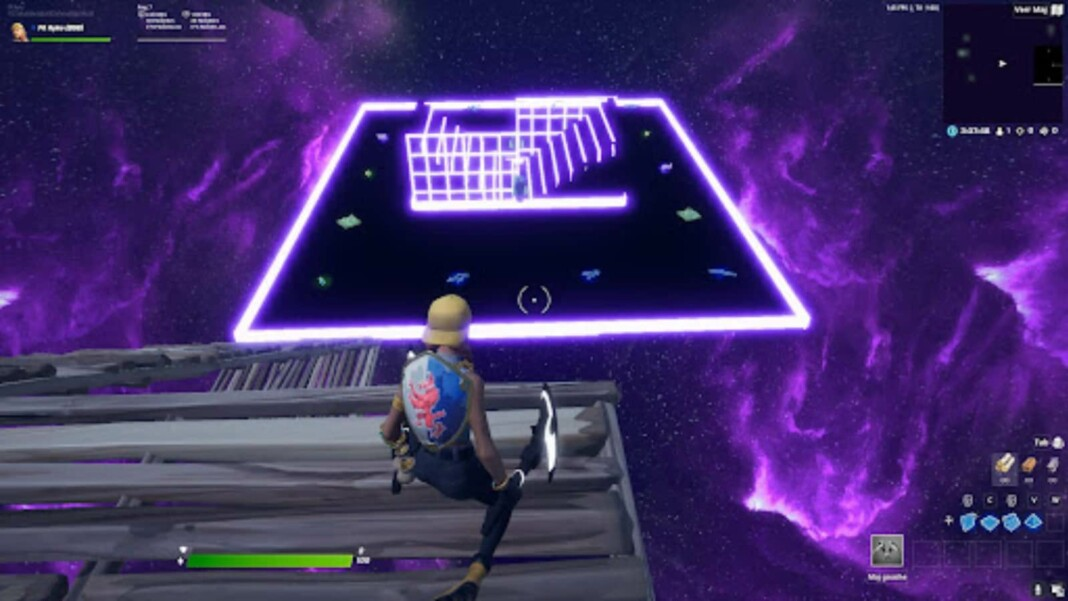 Fortnite 1V1 Build Fight Map: New Creative Map Code and All About it