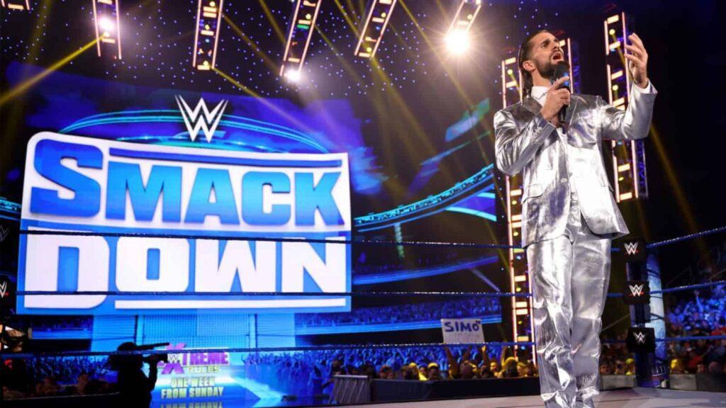 Seth Rollins vs Edge Part - III could happen on Crown Jewel