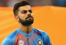 India vs New Zealand Virat Kohli