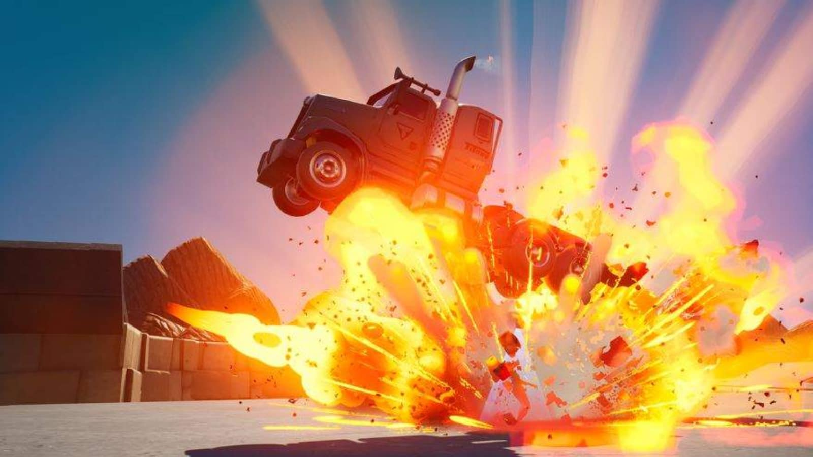 Fortnite Truck Pursuit: New Creative Map Code and All About it