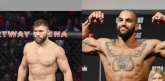 Ion Cutelaba wins at UFC Vegas 37