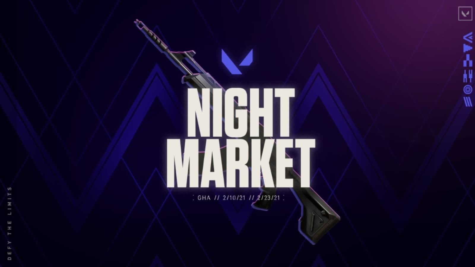 Valorant Night Market Coming soon and might be hinting at Deadeye