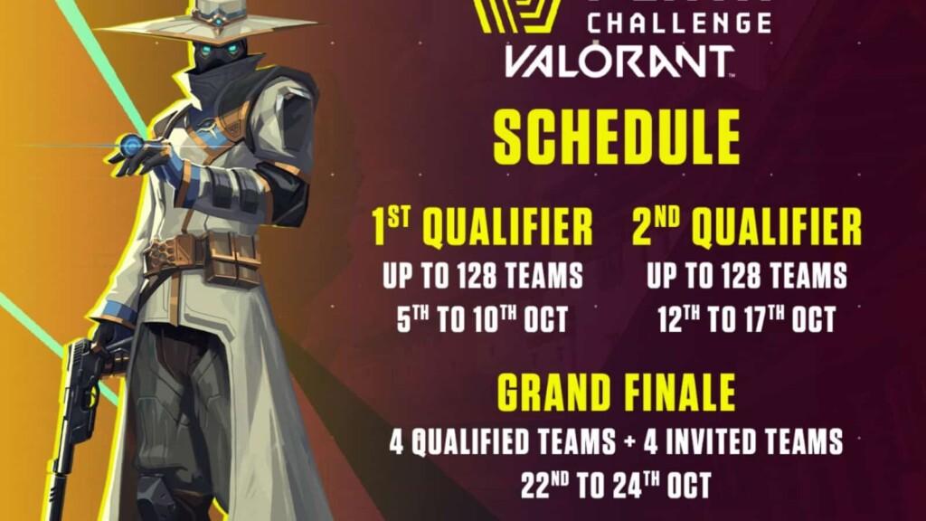 Valorant Penta Challenge Tournament