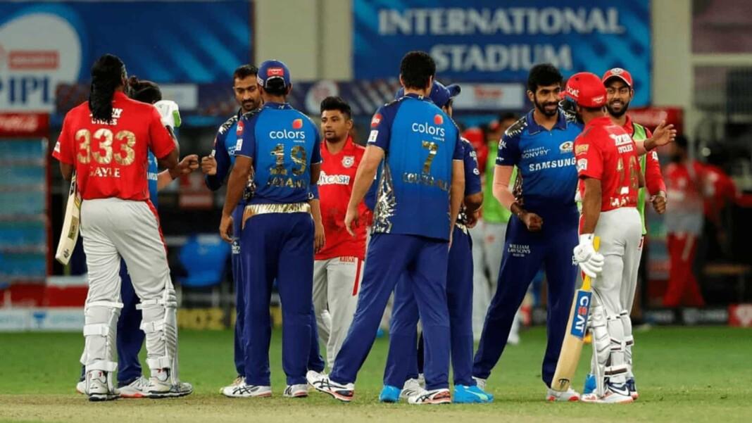 Mumbai Indians vs Punjab Kings Live Stream
