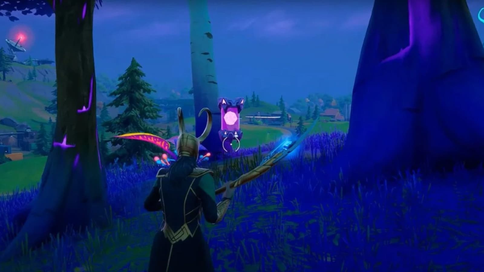 Fortnite Talk to Wraith Escaped Tenant questline challenges: Location Guide in Season 8