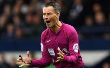 Mark Clattenberg's feud with Jose Mourinho