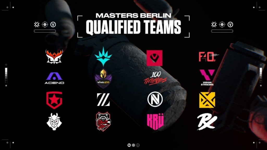 VCT Masters 3 Berlin Results