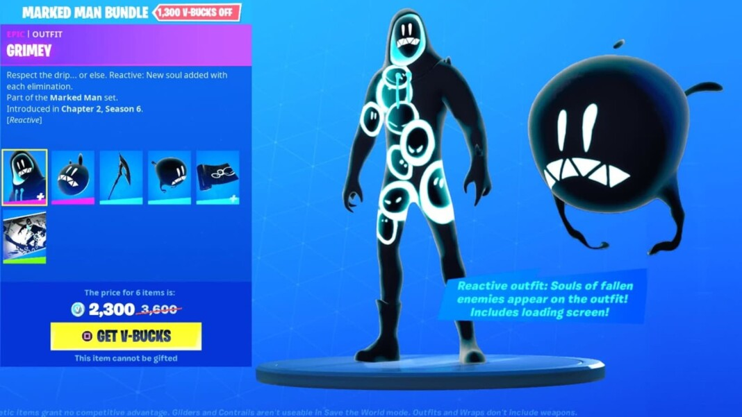 How to Get New Fortnite Marked Man Bundle: Outfits Return in Season 8