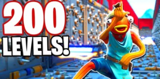 Fortnite 200 Level Default Deathrun: Creative Map Code and All About it