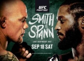 Anthony Smith vs Ryan Spann prediction