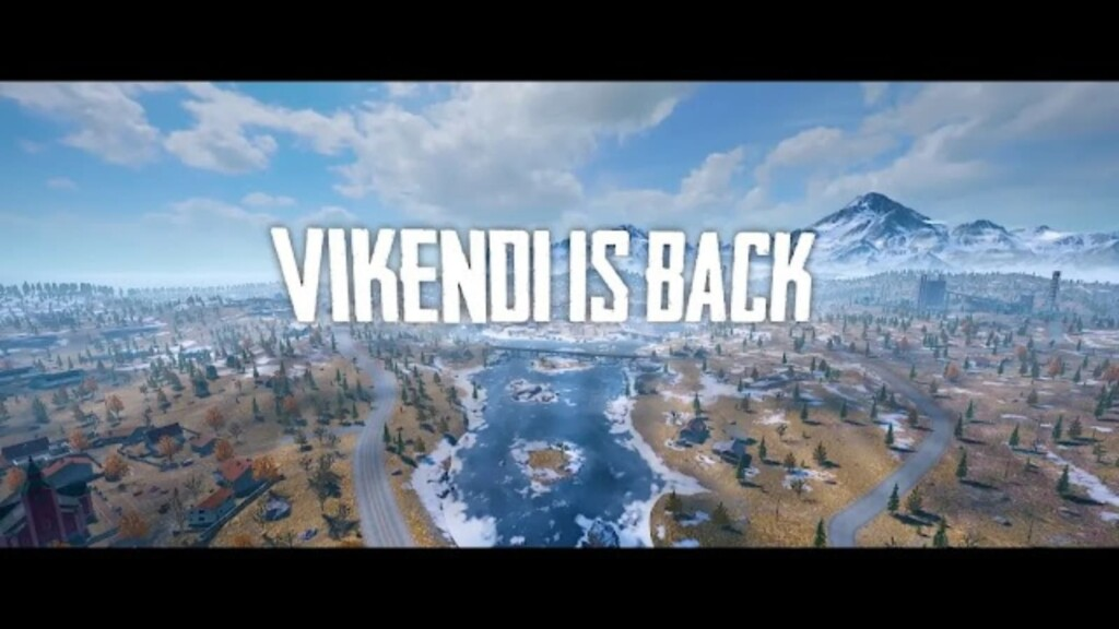 BGMI Vikendi 2.0: Release date and new features to look out for
