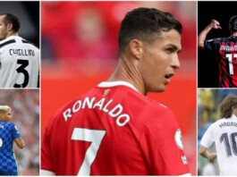 Age is just a number for these footballers