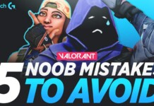 5 Mistakes in Valorant You Should Avoid as a Beginner