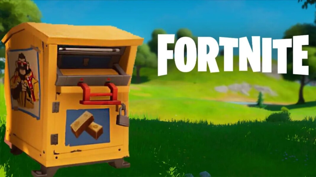Fortnite Donation Board Locations: How to vote to unvault items in Season 8