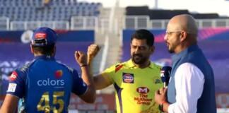 MI skipper Rohit Sharma and CSK captain MS Dhoni