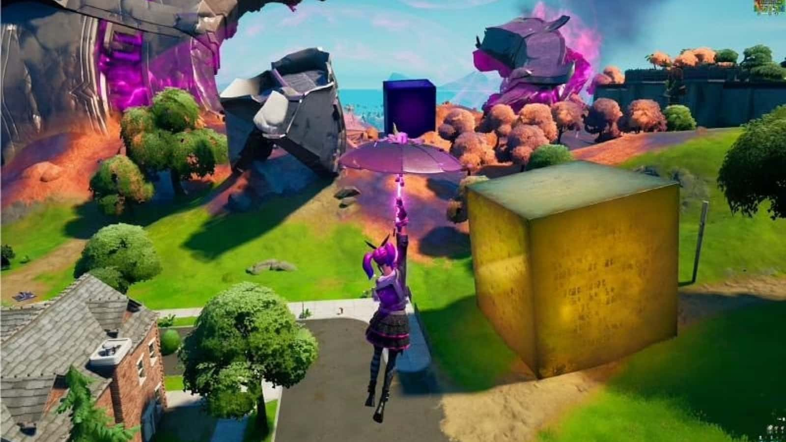 Fortnite Steamy Stacks might Undergo a Change in the Next Update of Season 8