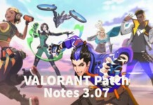 Valorant Patch Notes 3.07 Leaked: Kill Counter, Hide Account Level, and More