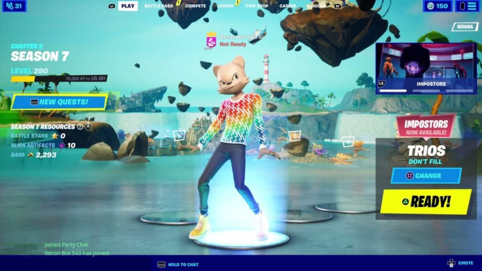 How to get Fortnite Janky Skin in Seaosn 8: Outfit Price, and Other Details