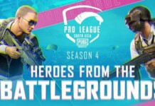 PUBG Mobile Pro League South Asia Season 4: Super Weekend 1 qualified teams and all you need to know