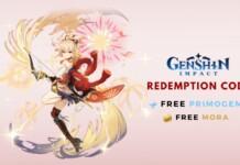 Genshin Impact Codes Active in 2021: How to Redeem Free Primogems
