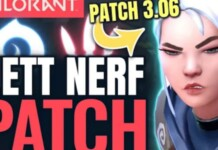 Valorant Jett Nerf in Patch 3.06: No Knives Renewal
