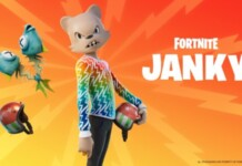 New Fortnite Janky Skin in Season 8: Leaked Outfit Price Details