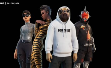 Fortnite Balenciaga Skins: Epic and Balenciaga fashion collaboration