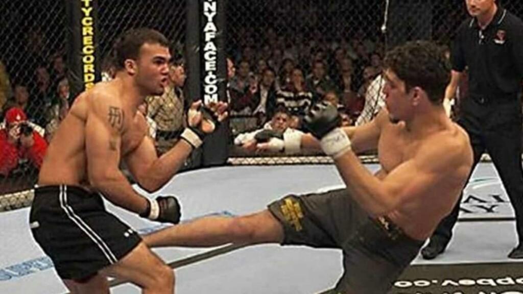 Nick Diaz vs Robbie Lawler UFC 47