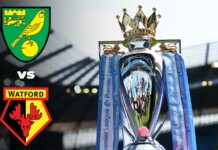 Norwich City vs Watford