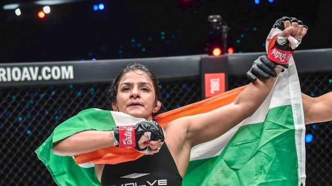 Ritu Phogat India