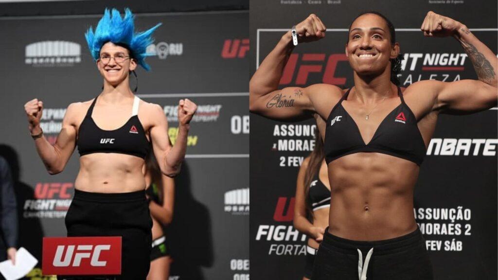 Roxanne Modafferi vs Taila Santos