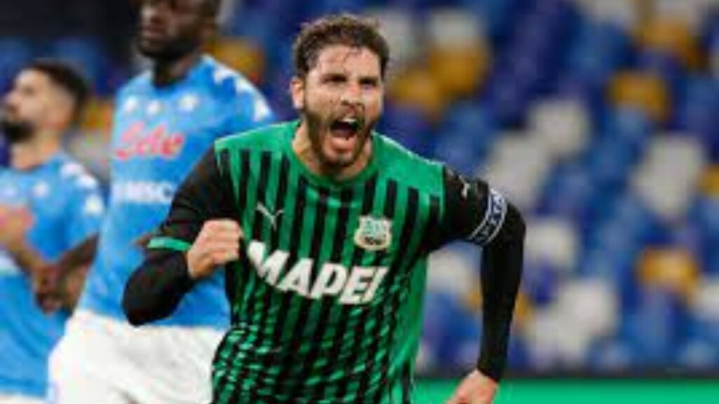 Sassuolo vs Salernitana 1 - FirstSportz