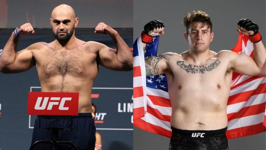 UFC 266 Live Results