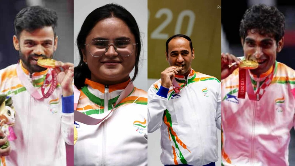 Tokyo Games medallists