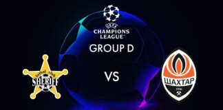 UEFA Champions League: Sheriff vs Shakhtar Donetsk as the Moldovan start their campaign with a 2-0 victory