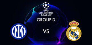 UEFA Champions League: Inter Milan vs Real Madrid