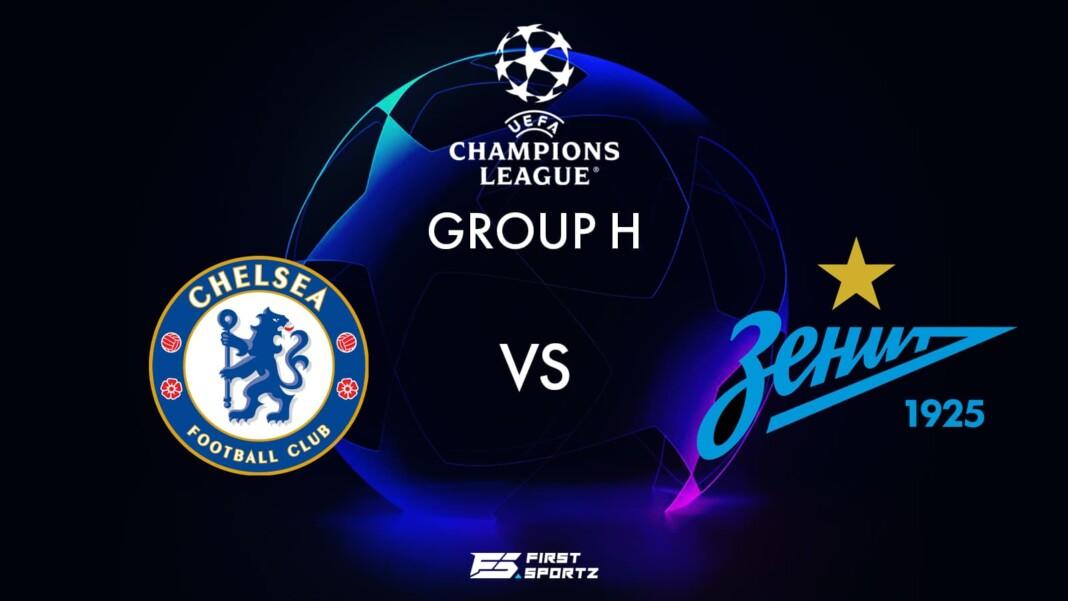 Chelsea vs Zenit